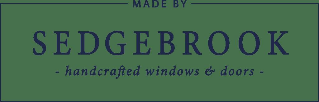 Sedgebrook Navy Logo