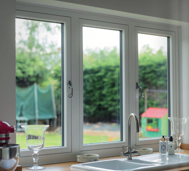 Sedgebrook Kitchen Windows