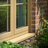 Sedgebrook Golden Window Frame