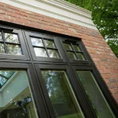 Residence Black Window Frame